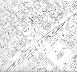 ウエストプラザ高石 ゼンリン地図